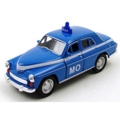 Warszawa 224 Milicija fémautó