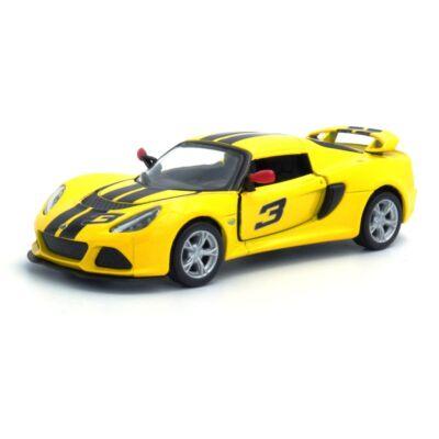 Lotus Exige S 2012 Csíkos Modellautó