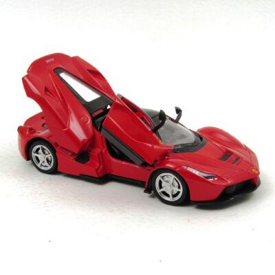 Alloy Ferrari fémautó 3