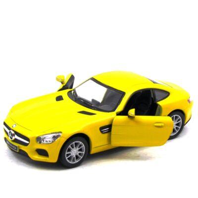 Mercedes-AMG GT kisautó