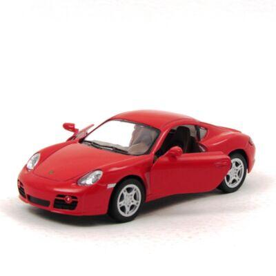 Porsche Cayman S kisautó
