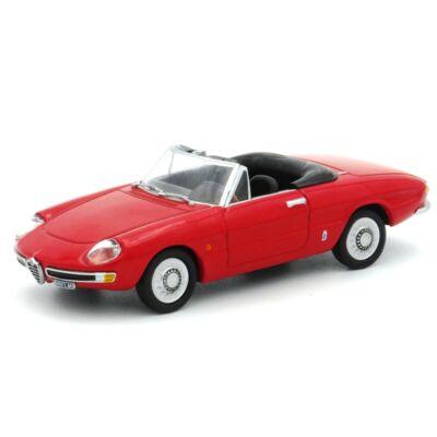 Alfa Romeo Spider 1600 Duetto 1966 1:43 Modellautó