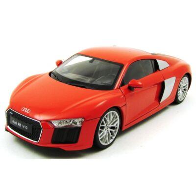 Audi R8 V10 1:18 fémautó