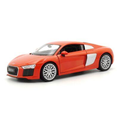 Audi R8 V10 1:24 Modellautó