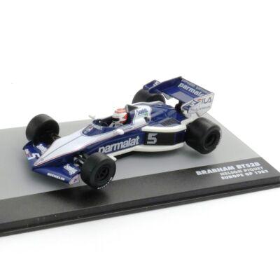 Brabham BT52B (Nelson Piquet) 1:43 Modellautó
