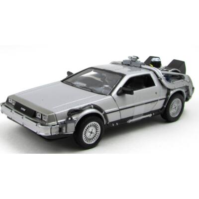 Delorean Time Machine 1:24 Autómodell