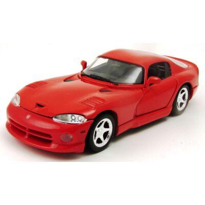 Dodge Viper GTS 1:18 autómodell 3