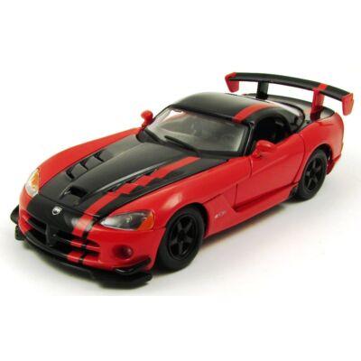 Dodge Viper SRT 10 ACR 1:24 fémautó