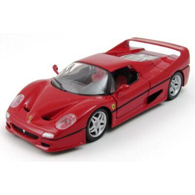 Ferrari F50 1:24 fémautó