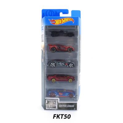 Hot Wheels Autó 5db-os