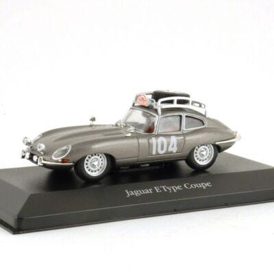 Jaguar E-Type 1965 Monte Carlo 1:43 Modellautó