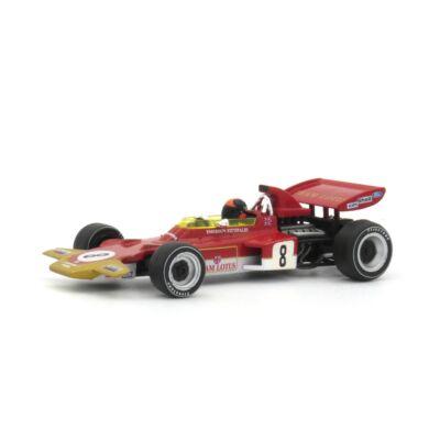 Lotus 72D 1:43 Modellautó