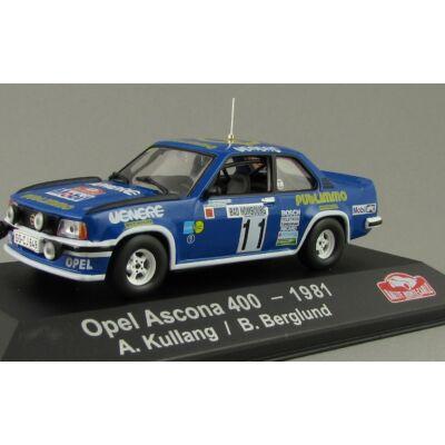 Opel Ascona 400 (1981) 1:43 Modellautó