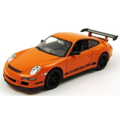 Porsche 911 GT3 RS 1:24 fémautó