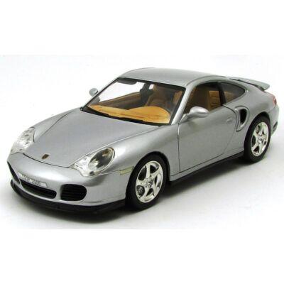 Porsche 911 Turbo 1:18 autómodell 3