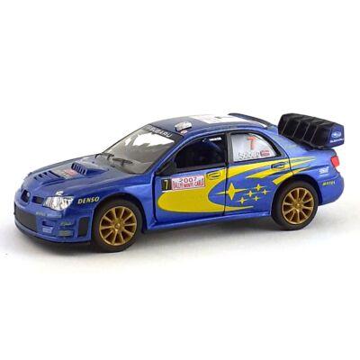Subaru Impreza WRC autómodell