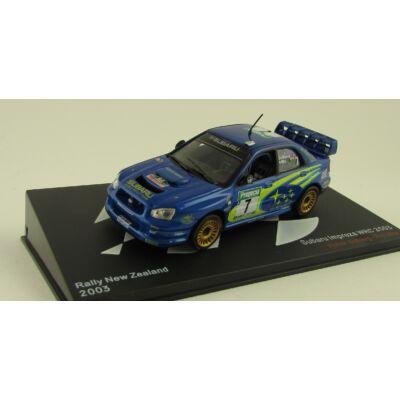 Subaru Impreza WRC (2003) 1:43 Modellautó