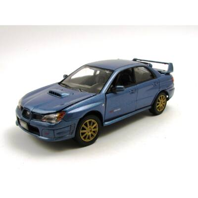 Subaru Impreza WRX 1:24 Metalautó