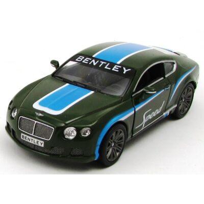 Bentley Continental GT Speed 2012 fémautó