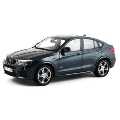 BMW X4 F26 2016 1:18 Modellautó