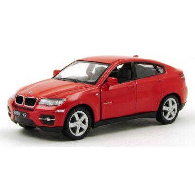 BMW X6 autómodell fémautó 2