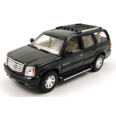 Cadillac Escalade 2002 1:24 fémautó