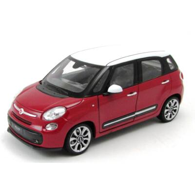 Fiat 500 L 2013 1:24 fémautó