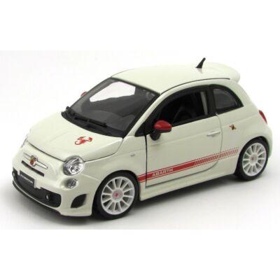 Fiat Abarth 500 esseesse 1:24 fémautó