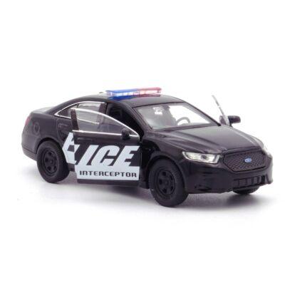 Ford Police Interceptor Modellautó