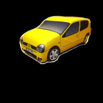 Plüss Renault Clio Sport 2003