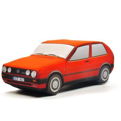 Plüss Volkswagen Golf 2 GTI