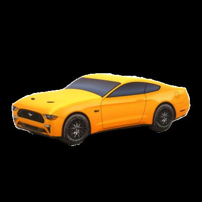 Plüss Ford Mustang GT 2020