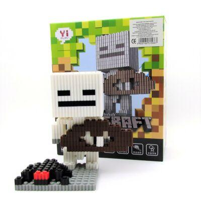 Minecraft építőjáték