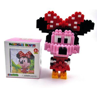 Kreatív mini építőjáték – Minnie Mouse