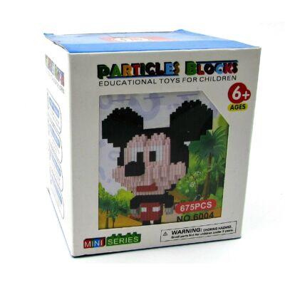 Kreatív mini építőjáték – Mickey Mouse