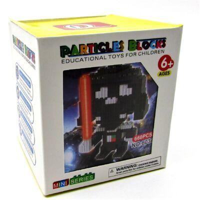 Kreatív mini építőjáték – Darth Vader