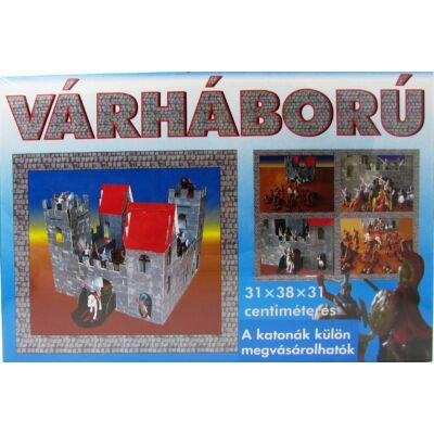 Várháború építőjáték 1