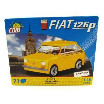 Cobi Építőjáték - Fiat 126 P