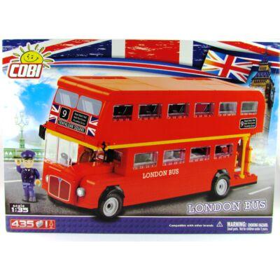 Cobi Építőjáték - London Busz