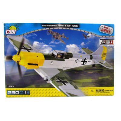 Cobi Építőjáték - Messerschmitt BF 109E Vadászrepülőgép Építőjáték