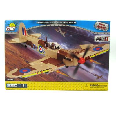 Cobi Építőjáték - Supermarine Spitfire MK .IX Vadászrepülőgép Építő