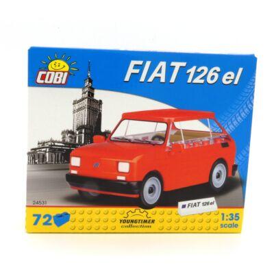 Cobi Építőjáték - Fiat 126el (24531)