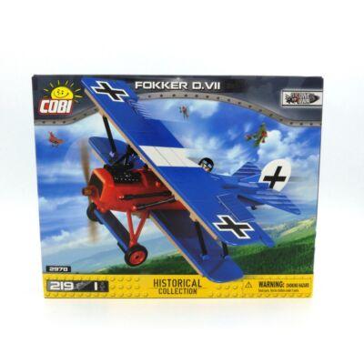 Cobi Építőjáték - Fokker D.VII Repülő (2978)