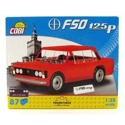 Cobi Építőjáték - FSO 125P