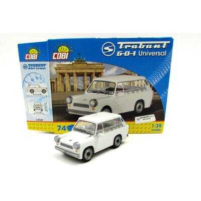 Cobi Építőjáték -Trabant 601 Universal Építő