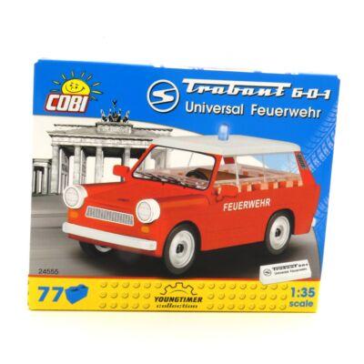 Cobi Építőjáték - Trabant 601 Universal Tűzoltó (24555)