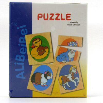Puzzle-állatos 1