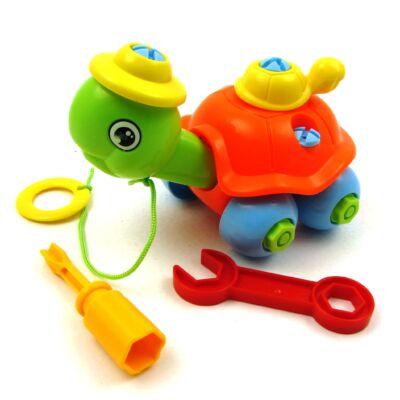 Szerelhető teknős 2