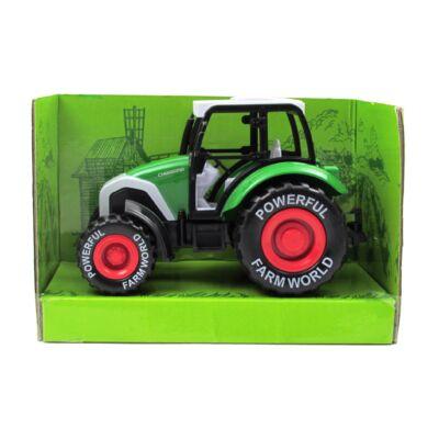 Traktor – zöld 2