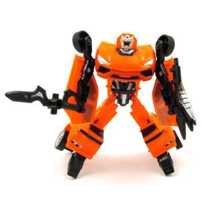Robot autó 3